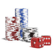 Fotografie kasino koncept