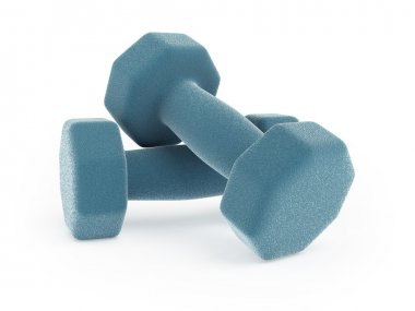 Pair of hand weights