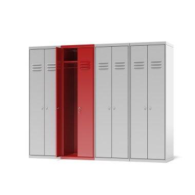 Lockers cabinets