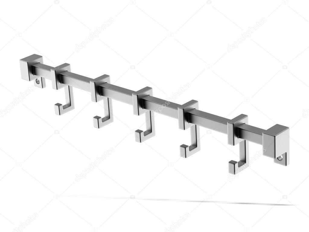 De Doek Hanger Keuken Haken Stockfoto Ekostsov 29166167