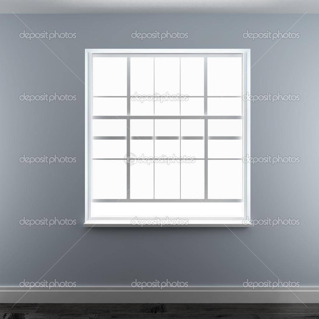 moderne Wohn-Fenster — Stockfoto © ekostsov #30041533
