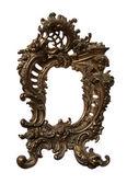 antik, barokk réz-keret
