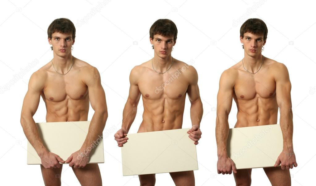 Я баба и голые парни фото фраза