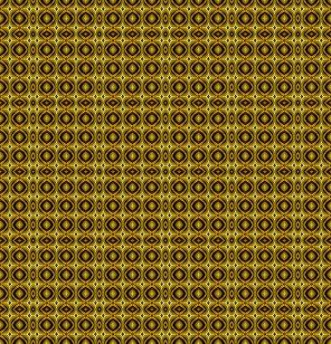 Op Art Style Pattern