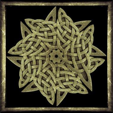 Stone Star Symbol