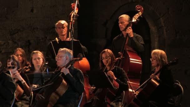 Сlassical symphony orchestra