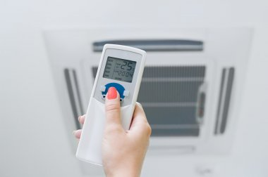 Remote control and air conditioning