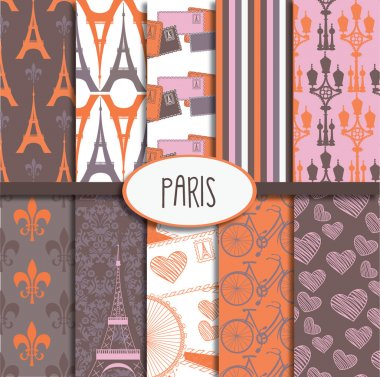 Paris Pattern Collection