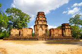 Photo Ancient Cambodian temple