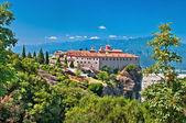 kláštery Meteora - zvědavý, Řecko