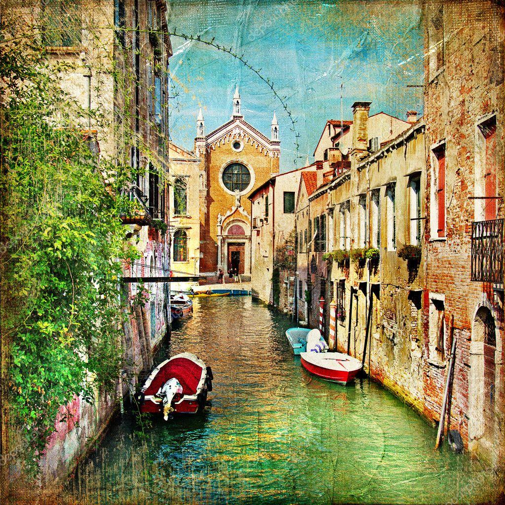 Фотообои Colors of Venice