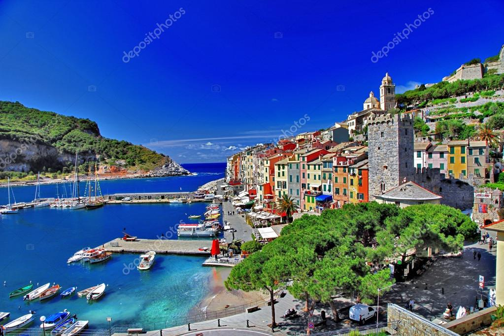Colorful Portovenere, Italy