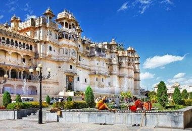 landmarks of Rajastan, Udaipur. India