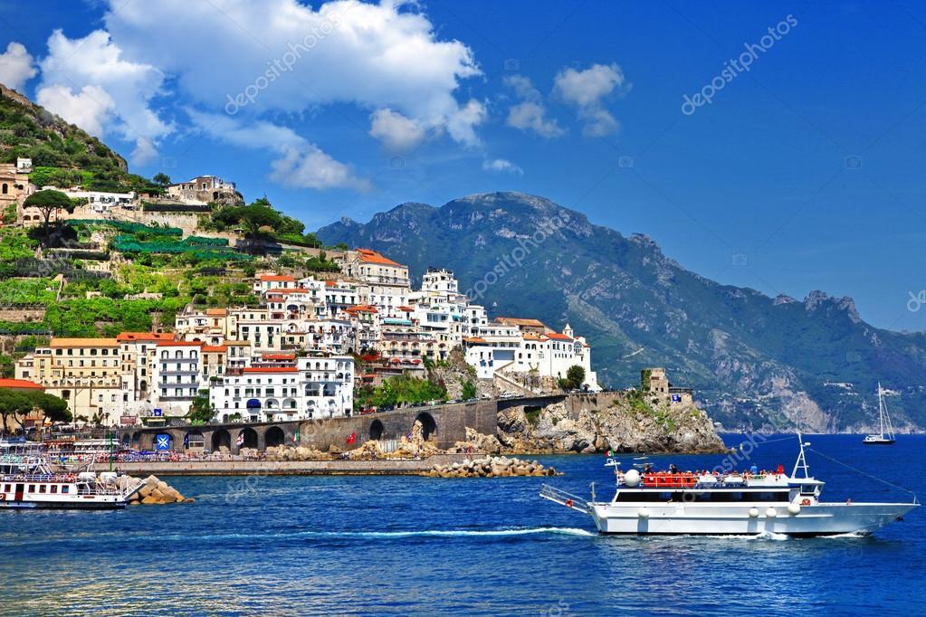 bella Italia series - Amalfi