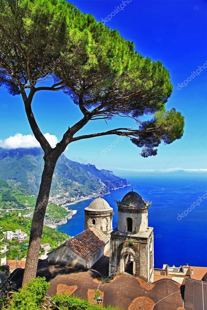Beautiful Amalfi coast - Ravello