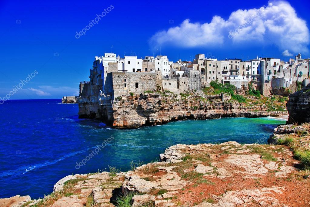 Polignano al mare, Puglia, Italy