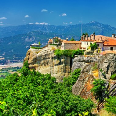 Landmarks of Greece, Meteora monasteries