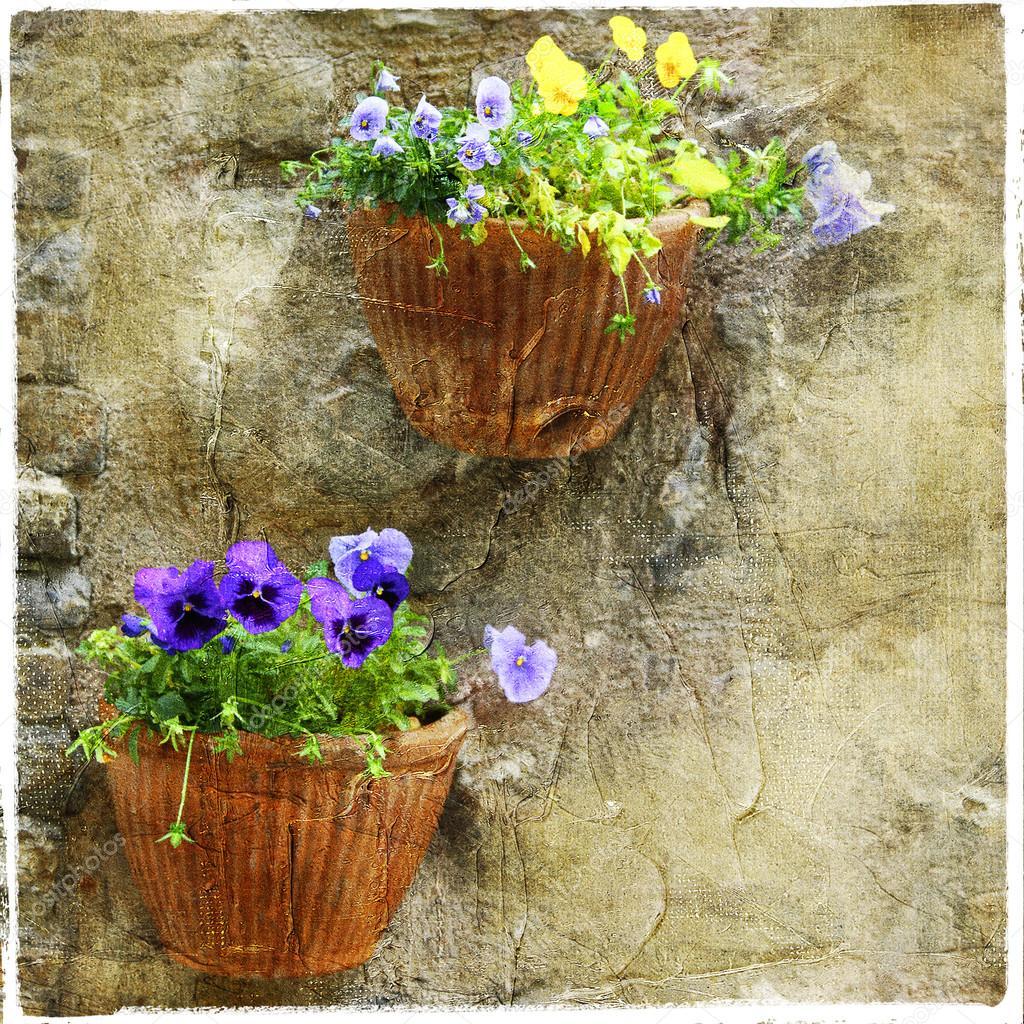 Pretty Flowers Stock Photo Maugli 48205043