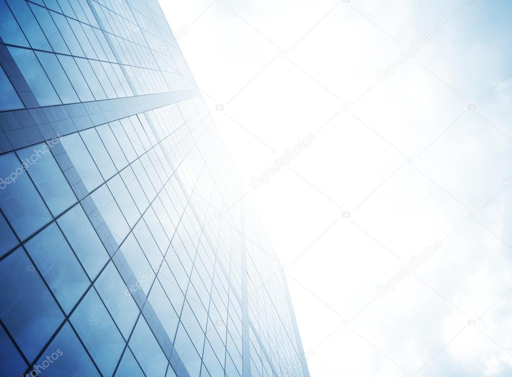 Skyscraper and light