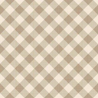Seamless checked background. Eps 10 vector illustration clip art vector