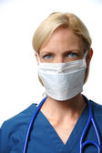 Sebészeti női orvos