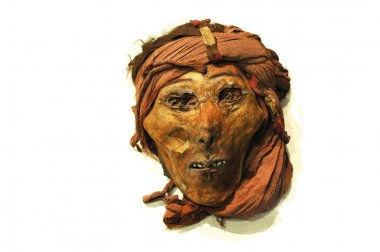 Ancient Inca Mummy