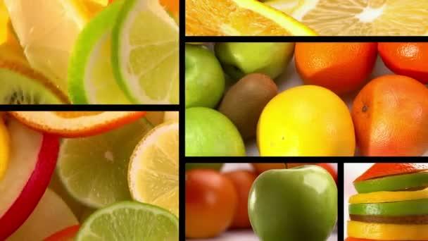 složení potravin, ovoce