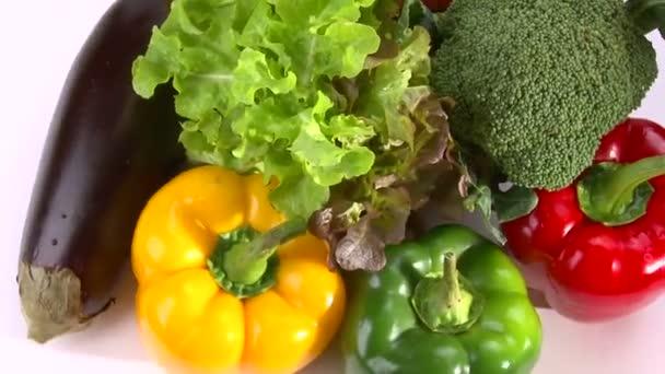 zelenina, otáčení