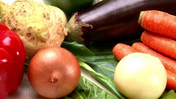 zelenina, kamera dolly