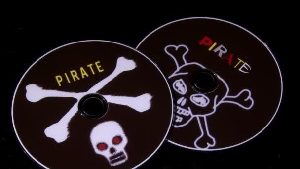 rotto disco pirata