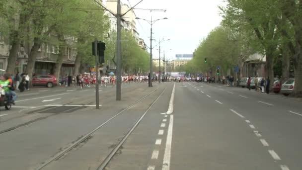 Marathon, , boulevar street