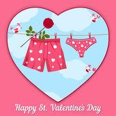 Fényképek Szent Valentin-nap kártyát