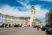 náměstí v Litomyšli, Česká republika