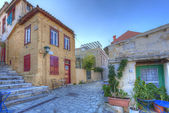 Photo Traditional houses in Plaka,Athens