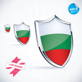 I Love Bulgaria Flag Illustration, Sign, Symbol, Button, Badge, Icon, Logo for Family, Baby, Children, Teenager