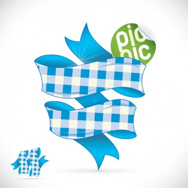 Picnic Sign Illustration