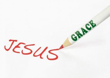 grace jesus