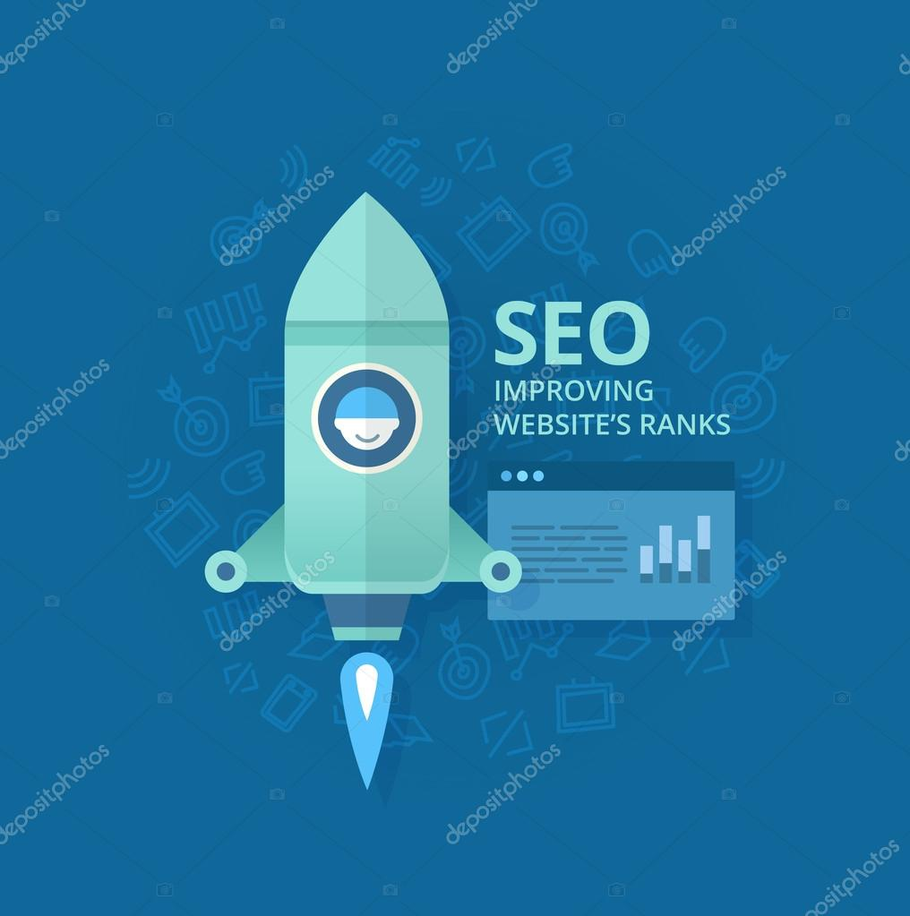 Seo Concept of Website Optimization