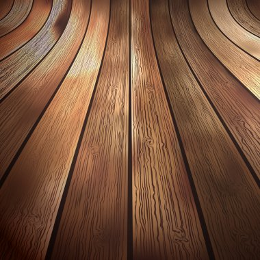 Laminate wood texture. EPS 10