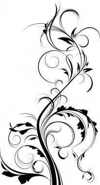 Floral element.