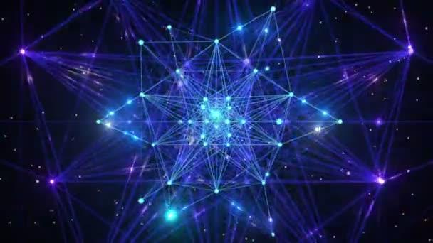pozadí abstraktní s hvězdami