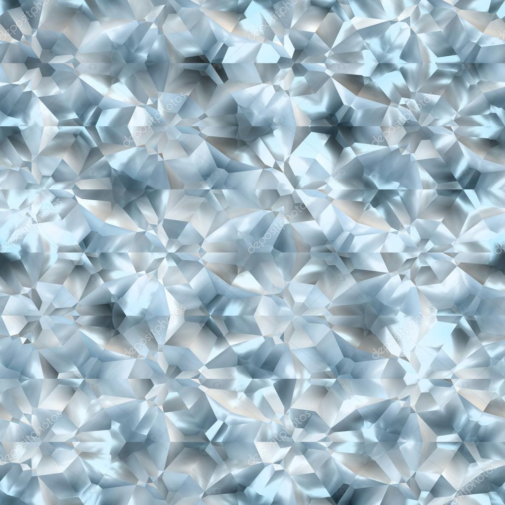 Seamless crystal texture