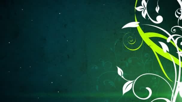 Vector flower 3 loop