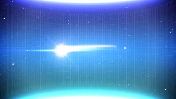 Futuristic energy loop