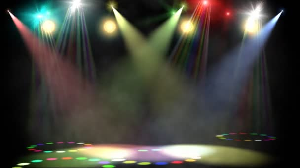 Disco jelenet hurok