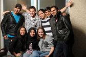 A tanulók csoportja