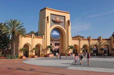 Entrance to Universal Studios in Orlando