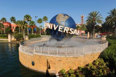 Universal Studios Entrance in Orlando, Florida