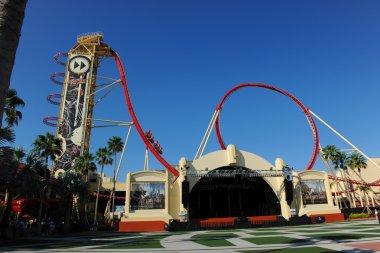 Hollywood Rip Ride Rockit at Universal Studios in Orlando