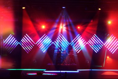Stage Lights With LED Design